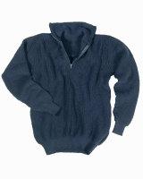 MIL-TEC Troyer Acryl Pullover marine  Arbeitspullover...