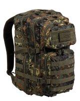 MIL-TEC US Assault Pack large flecktarn Rucksack 36l...