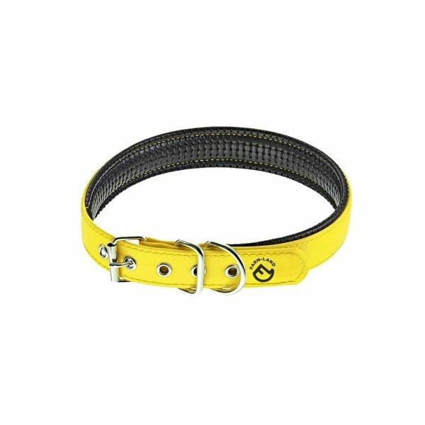 Farm-Land Hunde Halsung Comfort 90-1-164 Halsband Signalhalsung Signalhalsband