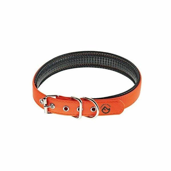 Farm-Land Hunde Halsung Comfort 90-1-165 Halsband Signalhalsung Signalhalsband