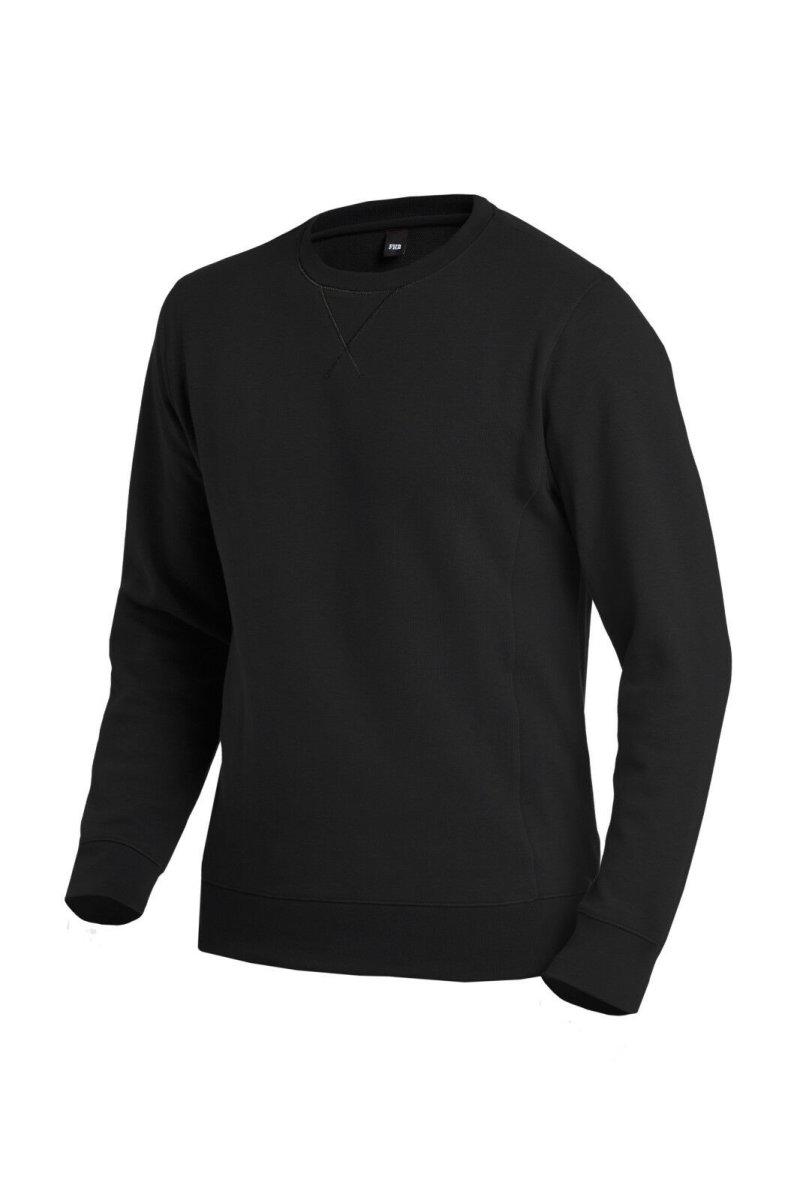 FHB  Sweatshirt  79498  TIMO schwarz  Shirt Sweater Pulli Pullover Crewneck  XS