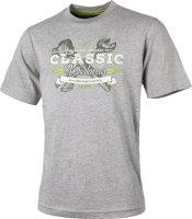 ALBATROS Classic T-Shirt Print 297960 anthrazit Workwear...