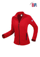 BP Workwear Damen Fleecejacke  1693 rot  Fleece...