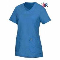 BP® Schlupfkasack 1762 azurblau Damen Stretch Kasack...