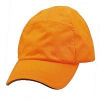 FHB Cap wasserdicht  91090 NIKLAS one size Worker Cap  schwarz / signalorange orange