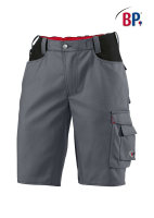 BP® Workwear Shorts 1792 dunkelgrau / schwarz...