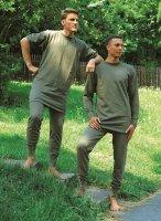BW Bundeswehr Unterhemd kurzarm Hemd oliv 1/2 Arm Shirt...