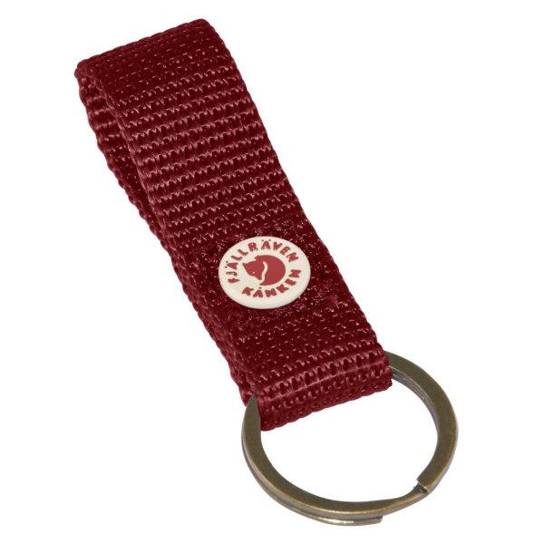 Fjällräven Kanken Keyring 23785 ox red  Schlüsselanhänger Schlüsselring