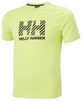 HH Helly Hansen Active T-Shirt 53428 sunny lime  Herren...