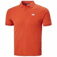 HH Helly Hansen Driftline Polo Shirt 50584 cherry tomato...