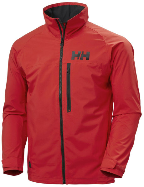 HH Helly Hansen HP Racing Jacket 34040 alert red Herren Helly Tech® Segeljacke