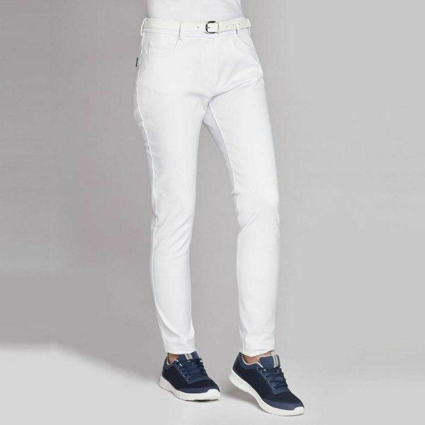 LEIBER Damenhose  08/8271  Damen Jeans Jeanshose Hose Fb. weiß Schritt 88cm