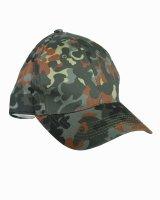 MIL-TEC Baseball Cap flecktarn Army Base Cap Kappe...
