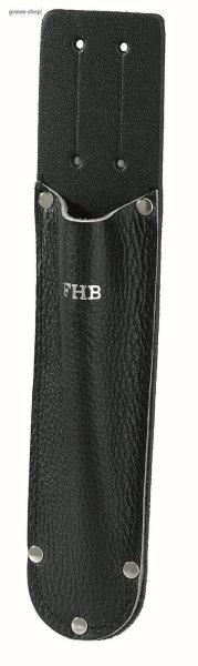 FHB Messertasche lang  88820  HENRIK  Ledertasche Dachdecker Koppeltasche