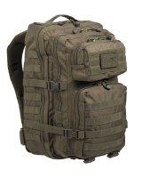 MIL-TEC US Assault Pack large oliv Rucksack 36l DayPack...
