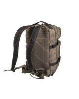 MIL-TEC US Assault Pack small Ranger green schwarz...