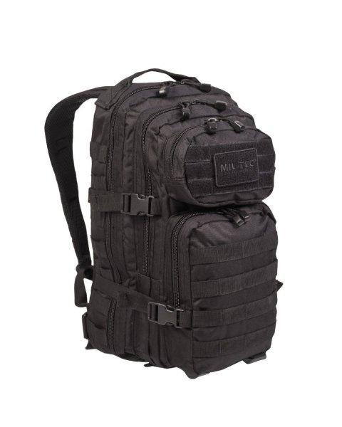 MIL-TEC US Assault Pack small schwarz Rucksack 20l DayPack Tagesrucksack Bag