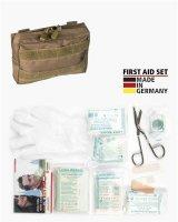 MIL-TEC First Aid Set LEINA PRO 25-teilig dark coyote...