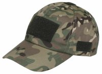 MFH Einsatz-Cap m. Klett operation-camo one size Tactical...