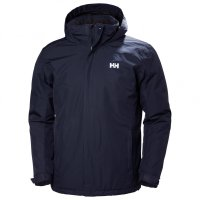 HH Helly Hansen Dubliner Insulated Jacket 53117  navy...