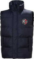 HH Helly Hansen 1877 Puffy Weste 53342  navy  Herrenweste...