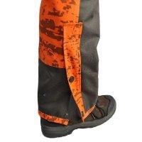 HUBERTUS Sauenschutzhose orange DRÜCKJAGD Hose Hundeführerhose Drückjagdhose