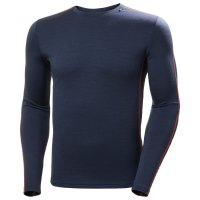 HH Helly Hansen Lifa Merino Lightweight Crew Shirt 49370...