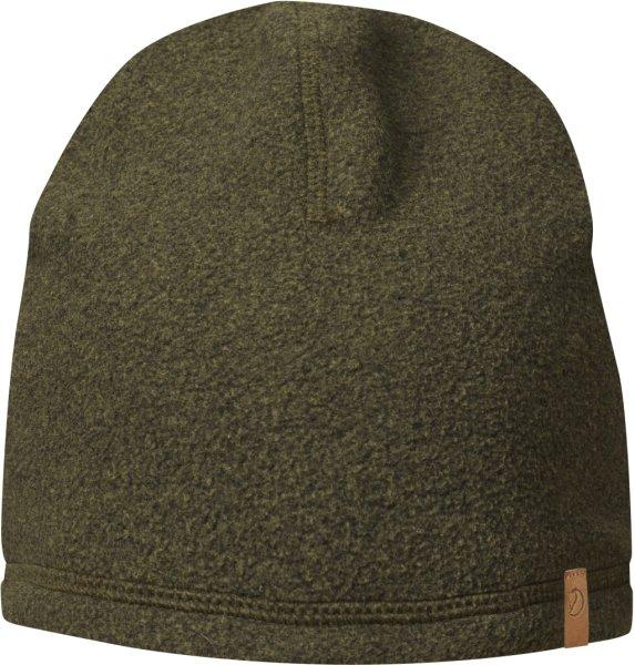 Fjällräven Lappland Fleece Hat 77326 dark olive Fleecemütze Mütze Jagdmütze