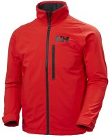 HH Helly Hansen HP Racing Midlayer Jacket 34041 alert red...