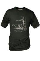 """HUBERTUS Hunting Herren T-Shirt """"Rough..."""