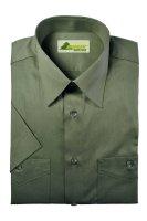 """SKOGEN Hemd 1/2 Arm Herrenhemd Jagdhemd """"BASIC""""..."""