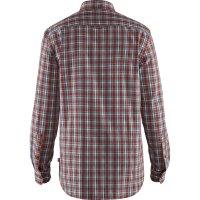Fjällräven Övik Shirt LS 82604  deep red...