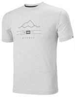 HH Helly Hansen Skog Graphic T-Shirt 62856  grey fog...