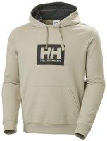 HH Helly Hansen Box Hoodie 53289  pelican Herren Pullover...