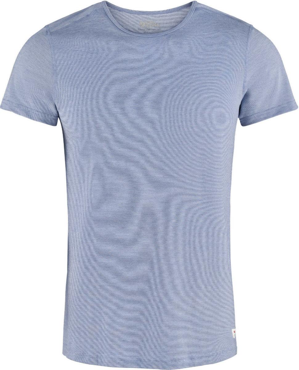 Fjällräven Abisko Shade T-Shirt 81899  deep blue Herren Shirt Funktionsshirt
