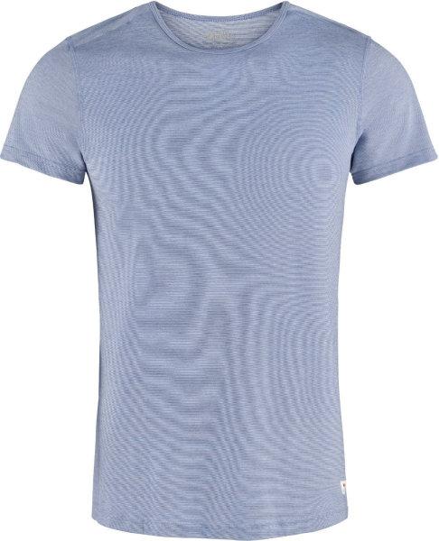 Fjällräven Abisko Shade T-Shirt 81899  deep blue Herren Shirt Funktionsshirt 2XL