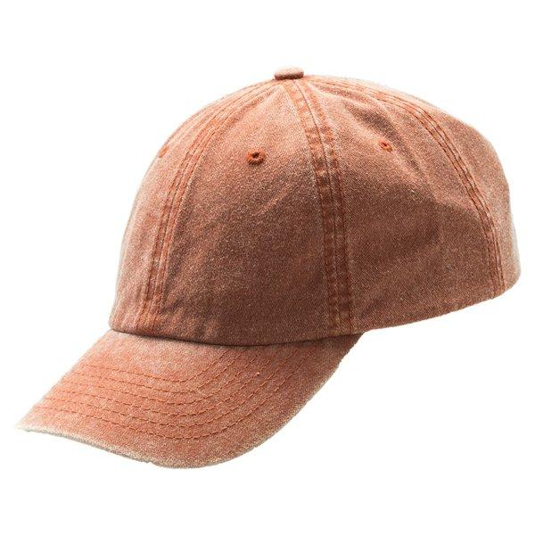 LODENHUT Baseballcap  38285 rost one size Baumwolle Cap Kappe Mütze