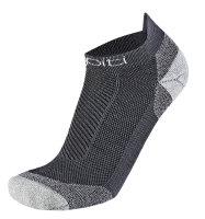 wapiti Socken 3580/120 Run RS02 anthrazit Sneakersocken...