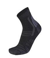 wapiti Socken 4550/100 Trek S06 schwarz Eco Friendly...