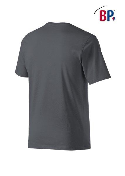 BP Workwear BP® T-Shirt für Sie & Ihn 1714 anthrazit  modern fit Stretch Shirt