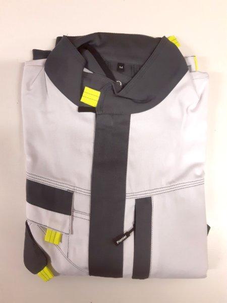 Pionier Workwear TOOLS 2.0 Bundjacke 52180 Berufsjacke Arbeitsjacke weiß grau