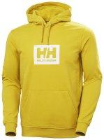 HH Helly Hansen Box Hoodie 53289  antique moss Herren...