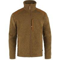 Fjällräven Buck Fleece 81328  chestnut  Comfort...